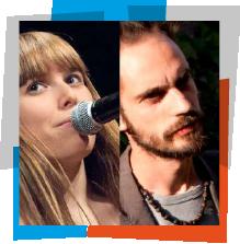 Erica Boschiero e Paolo Cossi