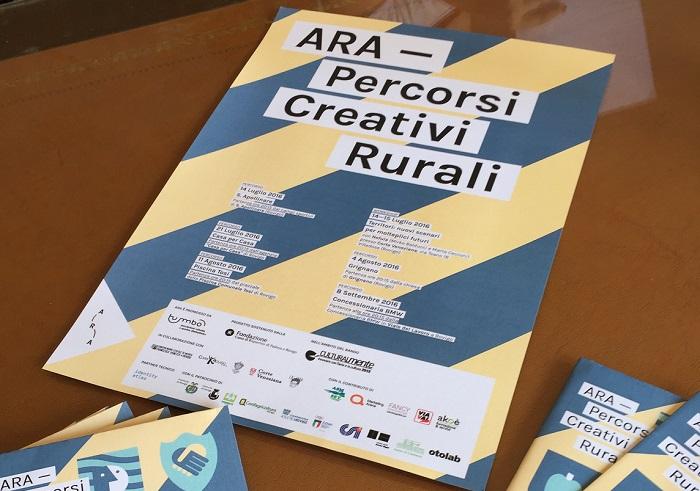 ara percorsi creativi rurali Rovigo